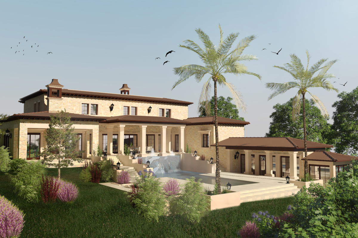 Alnjarwalla Residence