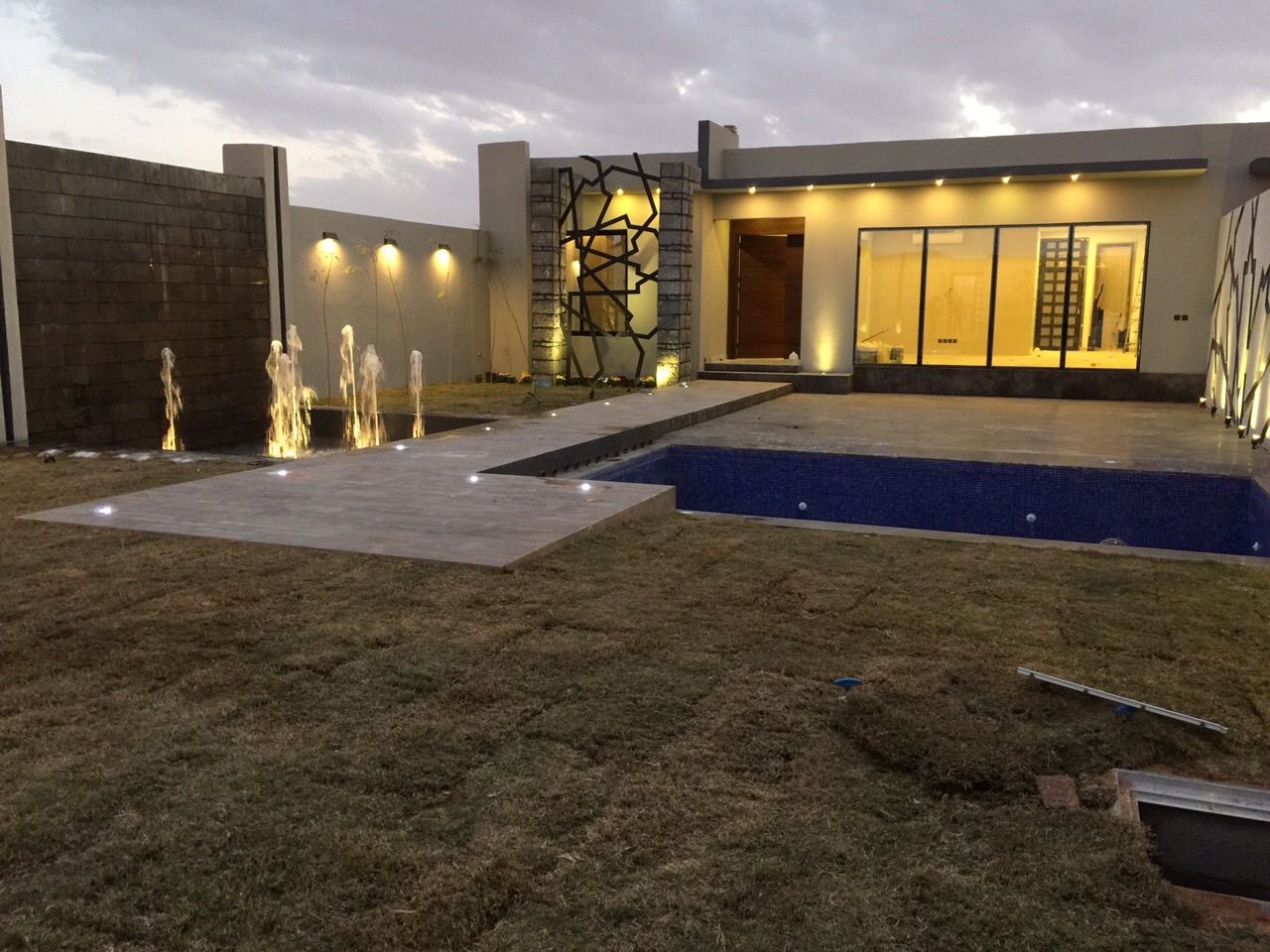 Private Chalet Alkhalil